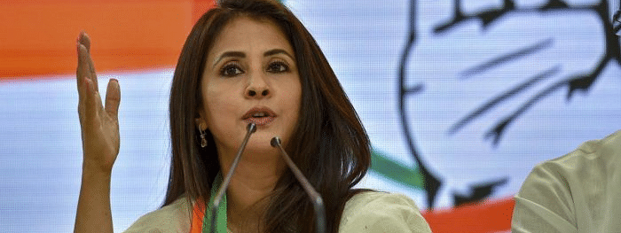 Urmila Matondkar resigns from Cong, cites 'petty in-house politics'