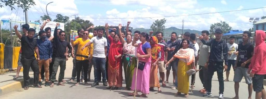 Girl's murder: 48-hour general strike in Manipur