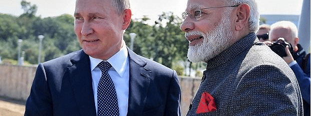 Like Russia, India does not want 'outside' influence in internal matters: PM