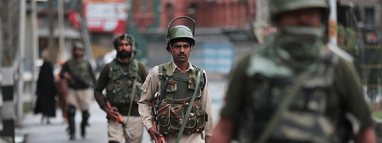 Kashmir: Not much change in situation; strike, restrictions continue