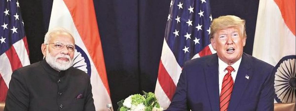 Trade deal with India soon, says Trump