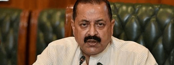 President Trump calling PM Modi 'Father of India' : Jitendra SIngh