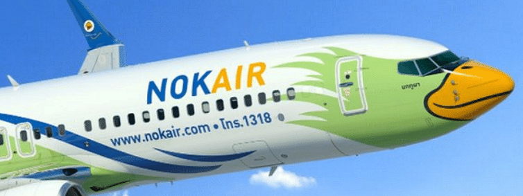 Nok Air to be first international carrier to fly from Guwahati to Bangkok