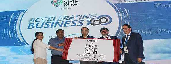 The India SME Forum launches Telangana Chapter in Hyderabad