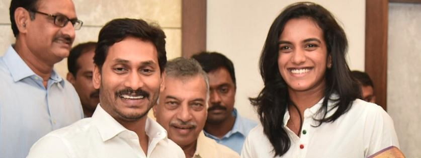 CM to allocate 5 acres to Sindhu for badminton academy