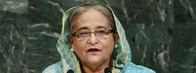 Bangladesh PM, other leaders pay homage to Gandhi