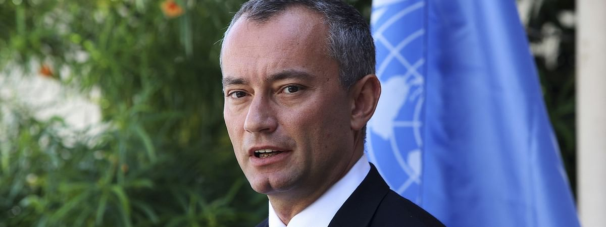 Erosion of two-State solution, continues unabated: Mladenov
