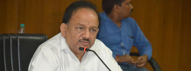 Ban on e-cigarettes to create healthy living: Vardhan