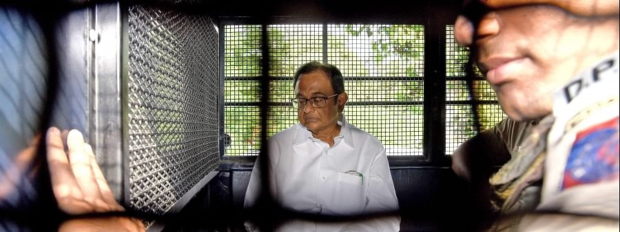 Delhi Court extends judicial custody of Chidambaram till October 3 in INX Media case