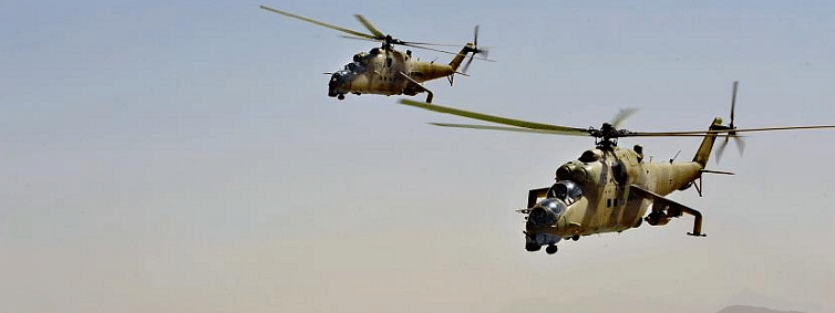 23 Taliban militants killed in Afghan airstrikes