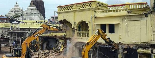 SC-appointed amicus curiae gives clean chit to Puri demolition drive