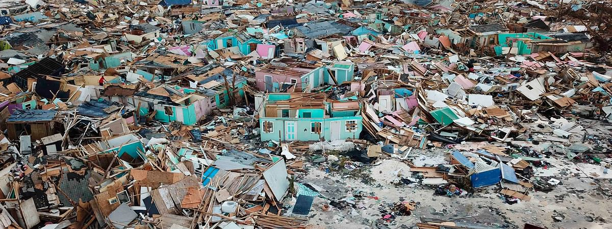 Bahamas death toll may rise as thousands still missing