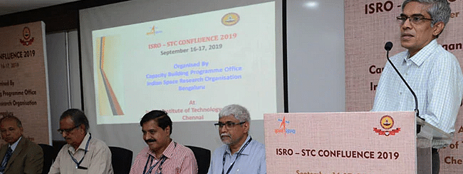 IIT-Madras hosts first ISRO-Space Technology Cell Confluence