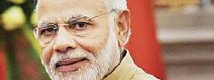 PM opens Garvi Gujarat Bhawan, says people must respect tradition