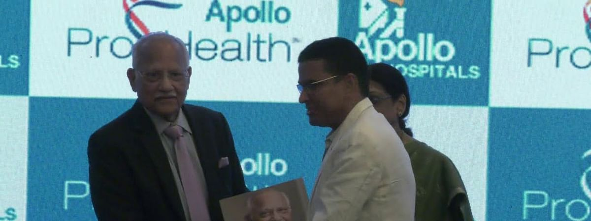 Apollo Hospitals Group launches Apollo ProHealth
