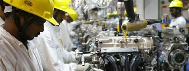 India's July IIP growth stands at 2.1 pc