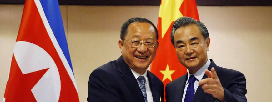 North Korea supports Beijing's stance on Hong Kong