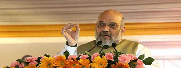 Shah hails Modi show at Houston, says world stands with India in fight against terror