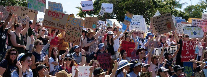 Hundreds of thousands join global climate strike