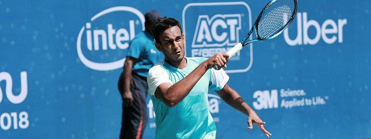ATP tournament: Mukund and Arjun Kadhe win first rounds with ease