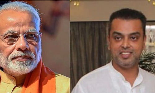PM Modi extends 'thanks' to  Milind Deora for praising 'Howdy, Modi!'