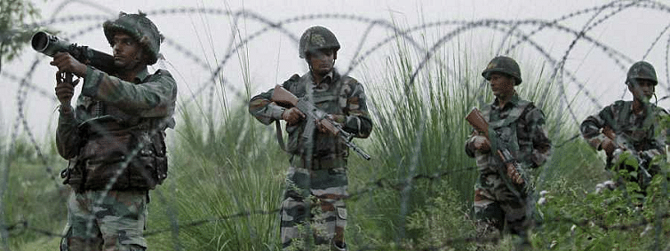 Pakistan violates truce in Shahpur, Kerni sectors of Poonch