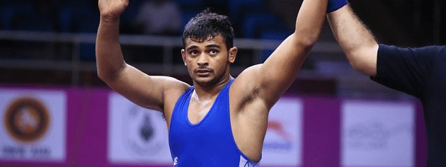 World Wrestling C'ship: Deepak Punia eyes gold after reaching finals