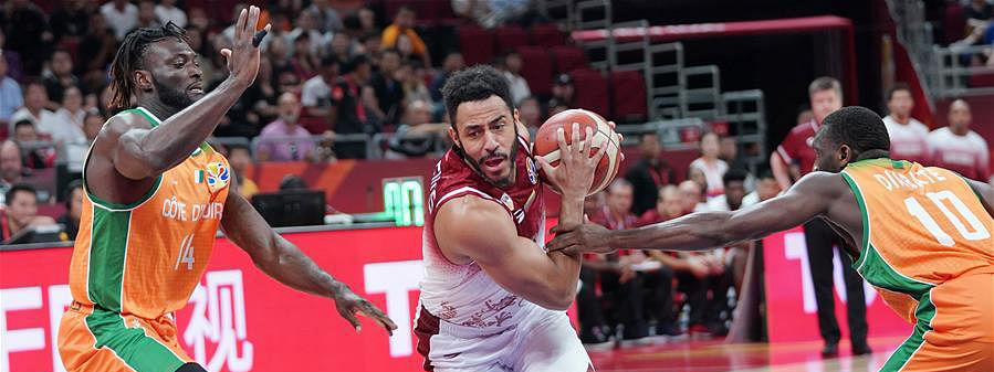 Venezuela thrashes Cote d'Ivoire 87-71 in FIBA World Cup