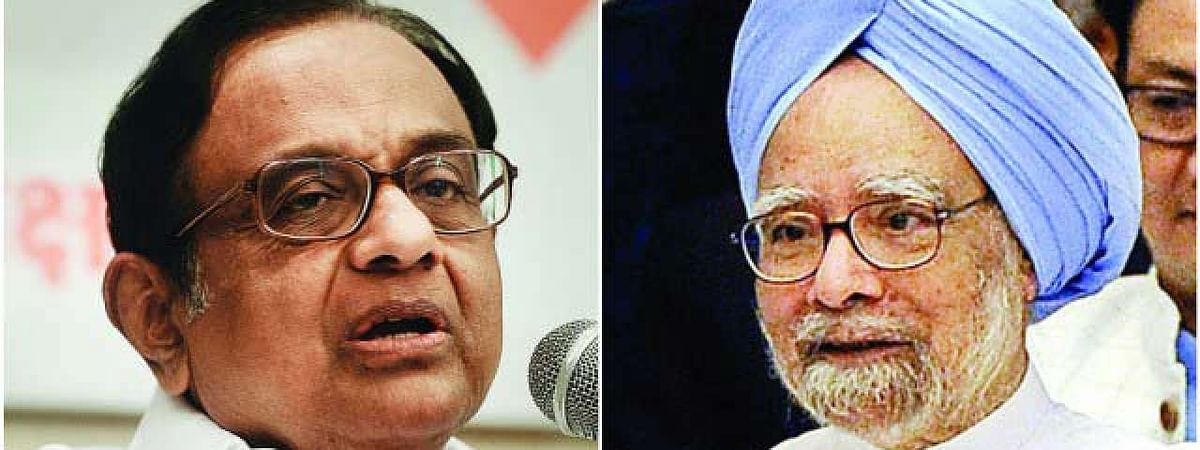 Manmohan to Chidambaram's defense
