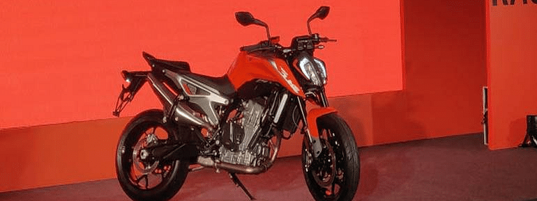 KTM launches 790 duke in India at Rs 8.64 lakhs