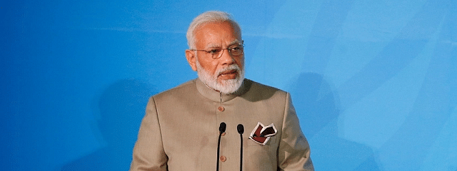 Climate Summit: Modi sets 400 GW renewable energy target