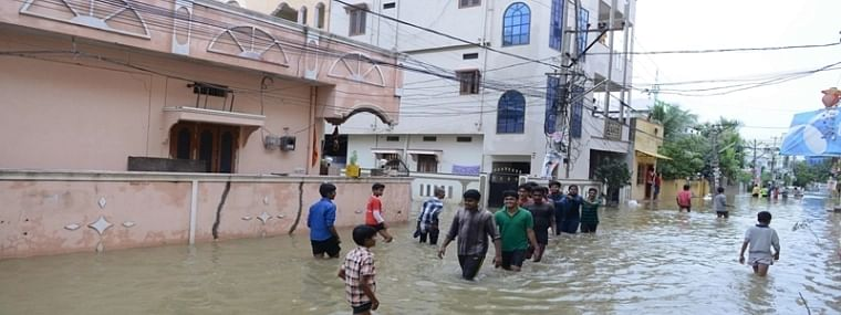 Red alert in Kolhapur villages as rivers swell