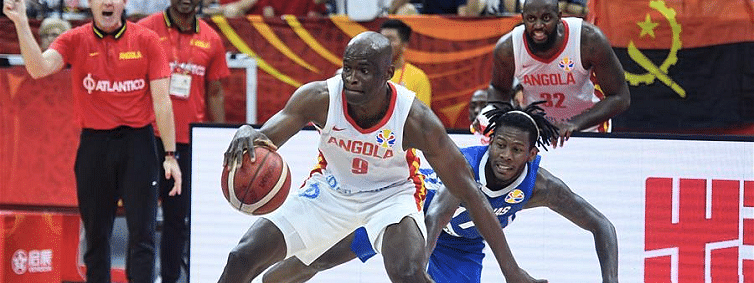 Angola squeaks by Philippines at 2019 FIBA World Cup