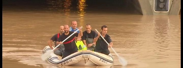At least five killed in Spain flash floods