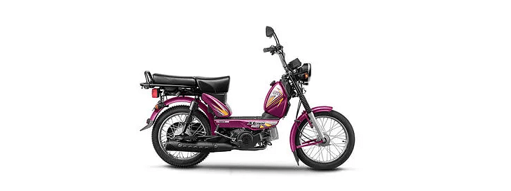 TVS launches TVS XL 100 Comfort i-Touchstart