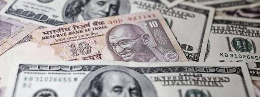 Rupee advances by 5 paise against Dollar