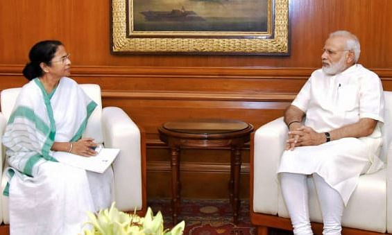 All eyes on Mamata-Modi meet in capital on Wednesday
