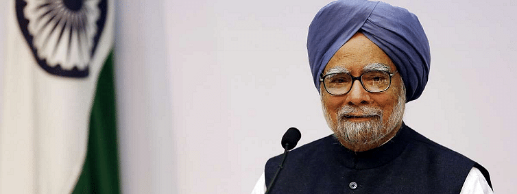 Congress President wishes Dr Manmohan Singh on his b'day
