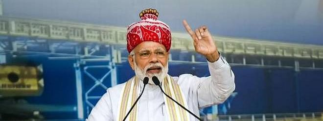 First 100 days a 'trailer,' says Modi