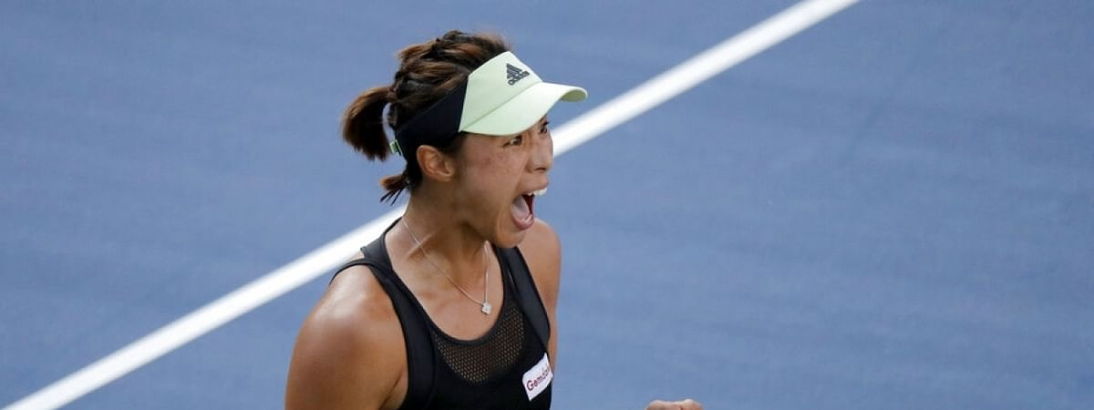 Wang Qiang in maiden Grand Slam quarters at US Open