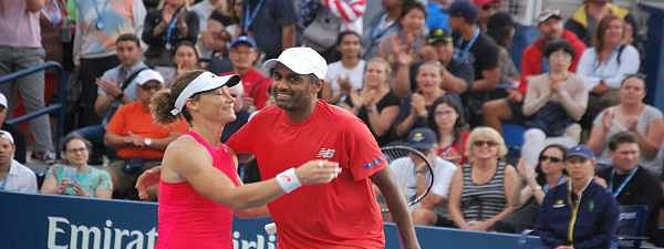 Rajeev Ram-Samantha Stosur in mixed doubles q-final in US Open