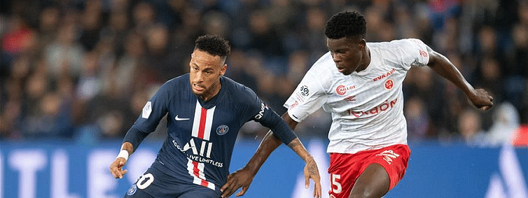 Reims stun PSG, Angers close to top in Ligue 1
