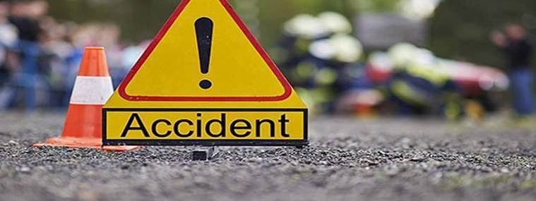 Five of family killed in road accident