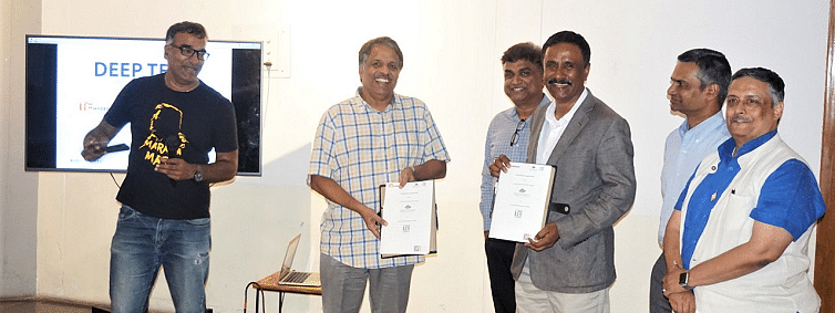 IIIT-H & TIE-Hyderabad sign MoU to launch Special Interest Group for Deep Tech