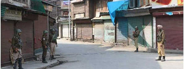 Day-88: Strike continues in Kashmir even as J&K becomes UT