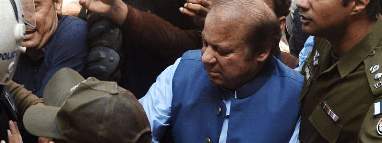 Sugar mills case: Nawaz Sharif sent on 14-day remand