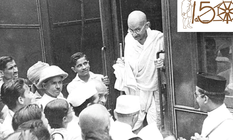 Conference of young writers on Gandhi from Oct 11