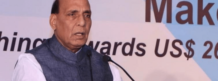 Rajnath to attend annual Defence dialogue in France