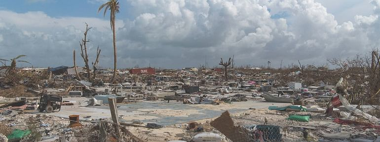 IOM launches appeal to support hurricane recovery in Bahamas