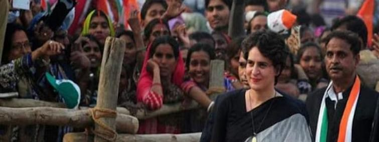 Beautification from Parliament to India Gate while farmers suffer: Priyanka